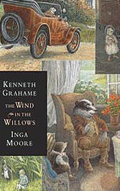 The Wind in the Willows (Candlewick illustrated edition) by Kenneth Grahame