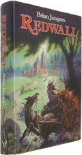 Redwall Series by Brian Jacques