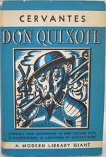 Don Quixote by Cervantes