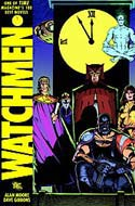 Watchmen by Alan Moore and Dave Gibbons