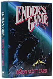 Ender's Game by Orson Scott Card (1985)