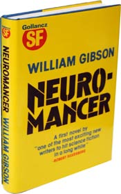 Neuromancer by William Gibson (1984)