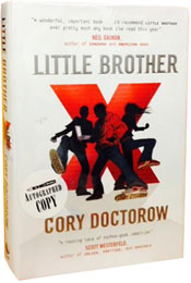 Little Brother by Cory Doctorow (2007)