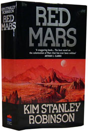 Red Mars by Kim Stanley Robinson (1993)