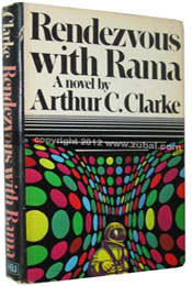 Rendezvous with Rama by Arthur C. Clarke (1972)