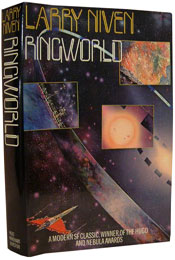 Ringworld by Larry Niven (1970)