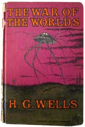 The War of the Worlds by H.G. Wells (1898)