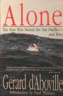 Alone by Gerard D'Aboville (Pacific Ocean, 1993)