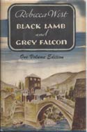 Black Lamb and Grey Falcon by Rebecca West (Yugoslavia, 1942)