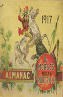 Dr. Morse's Indian Root Pills Almanac