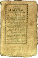The Farmers Almanac by Andrew Beers