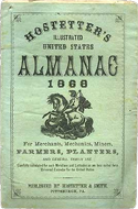 Hostetter's Illustrated United States Almanac