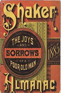 Shaker Almanac - The Joys and Sorrows of a Poor Old Man