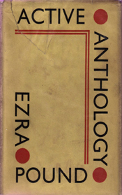 Active Anthology edited by Ezra Pound (1933)