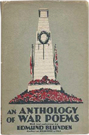 An Anthology of War Poems compiled by Frederick Brereton (1930)