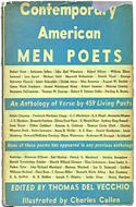 Contemporary American Men Poets: An Anthology of Verse by 459 Living Poets (1937) edited by Thomas Del Vecchio