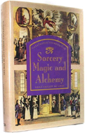 Illustrated Anthology of Sorcery, Magic and Alchemy by Emile Grillot De Givry (1929)