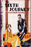 The Sixth Journey by Alice Grant Rosman