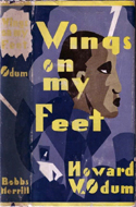 Wings on My Feet by Howard W. Odum