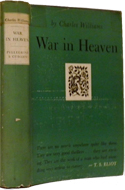 War in Heaven by Charles Williams (1930)