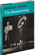 The Homecoming by Harold Pinter, inscribed to his wife Vivien Merchant