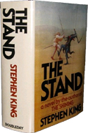 The Stand by Stephen King - inscribed to horror writer Stanley Wiater