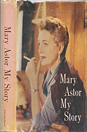 My Story by Mary Astor
