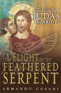 The Flight of the Feathered Serpent by Amando Cosani