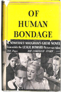 Of Human Bondage by W. Somerset Maugham (1915)
