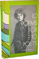 10 Poems for 10 Poets by Gerard Malanga