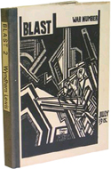 Blast (various volumes) by Wyndham Lewis
