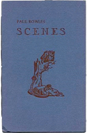 Scenes by Paul Bowles