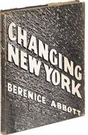 Changing New York by Berenice Abbott