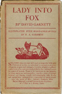 Lady into Fox by David Garnett