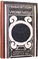Monday or Tuesday by Virginia Woolf, illustrated by Vanessa Bell