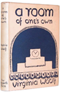A Room of Ones Own by Virginia Woolf