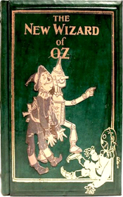 The New Wizard of Oz by L. Frank Baum