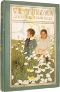 While the Heart Beats Young by James Whitcomb Riley