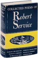 Collected Poems of Robert Service by Robert Service