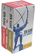 Ayn Rand Box Set (3 vols.)