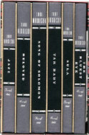 The Collected Novels of Toni Morrison box set (6 vols) by Toni Morrison