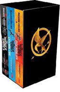 The Hunger Games Trilogy Box Set by Suzanne Collins (3 vols.)