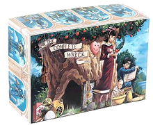 The Complete Wreck: A Series of Unfortunate Events box set (13 vols) by Lemony Snicket
