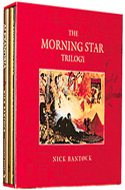 The Morning Star trilogy box set (3 vols) by Nick Bantock