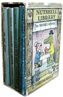 The Nutshell Library box set (4 vols) by Maurice Sendak