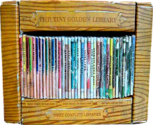 The Tiny Golden Library (36 vols)