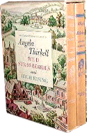 Wild Strawberries and High Rising box set (2 vols) by Angela Thirkell
