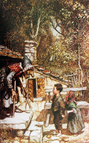 Grimms� Fairy Tales illustrated by Arthur Rackham (various editions)