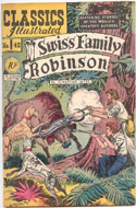 Swiss Family Robinson by Jonathan Wyss