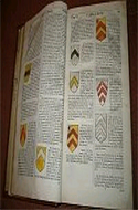A Display of Heraldry by John Guillim & John Logan